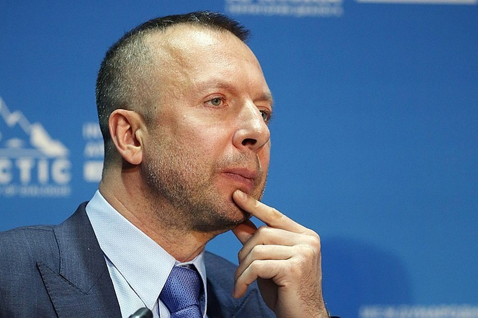 Бизнесмен Дмитрий Босов. Фото: Александр Рюмин/ТАСС