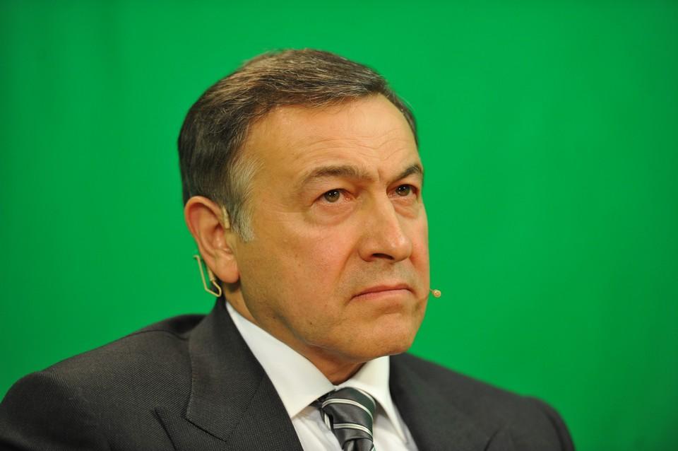 Арас Агаларов, президент компании «КРОКУС»