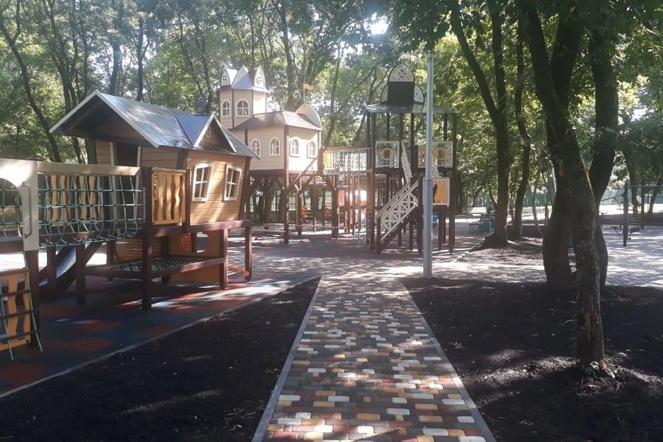 Фото зоны: мэрия Ставрополя