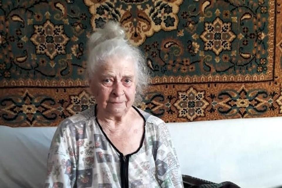 Нине Матвеевой было 83 года. Фото: личный архив.