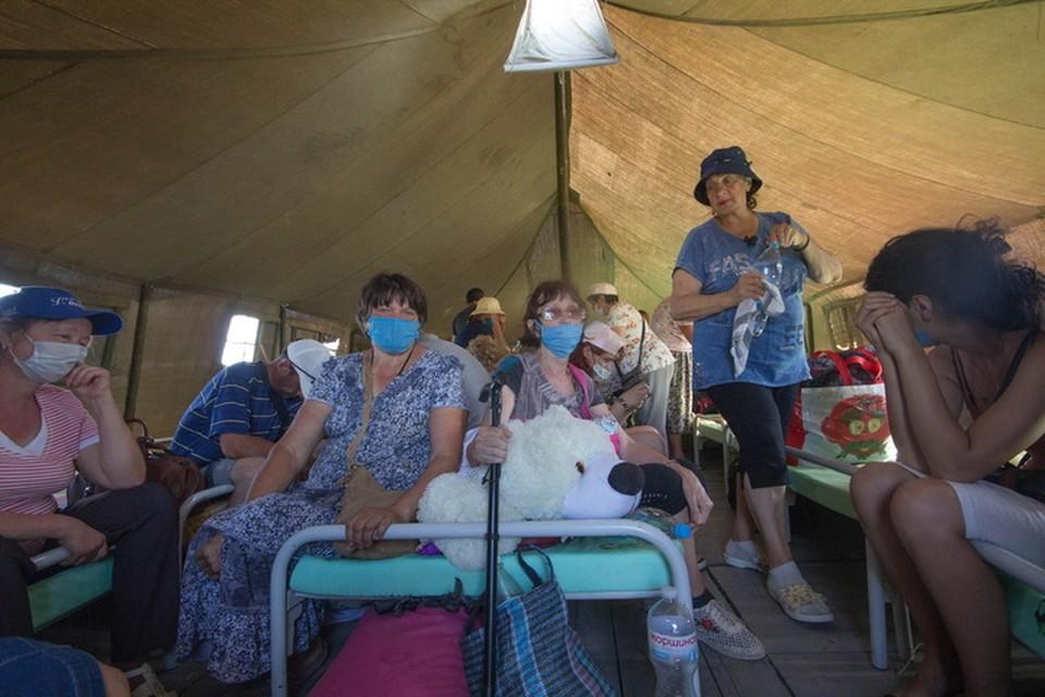 Медики отмечают высокий уровень заболеваемости коронавирусом у приехавших из Украины жителей