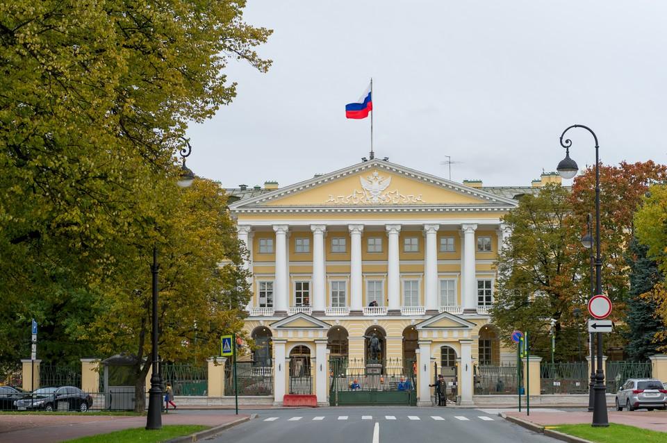 Губернатор Петербурга вручил награды Александру Турчаку и Владимиру Катеневу