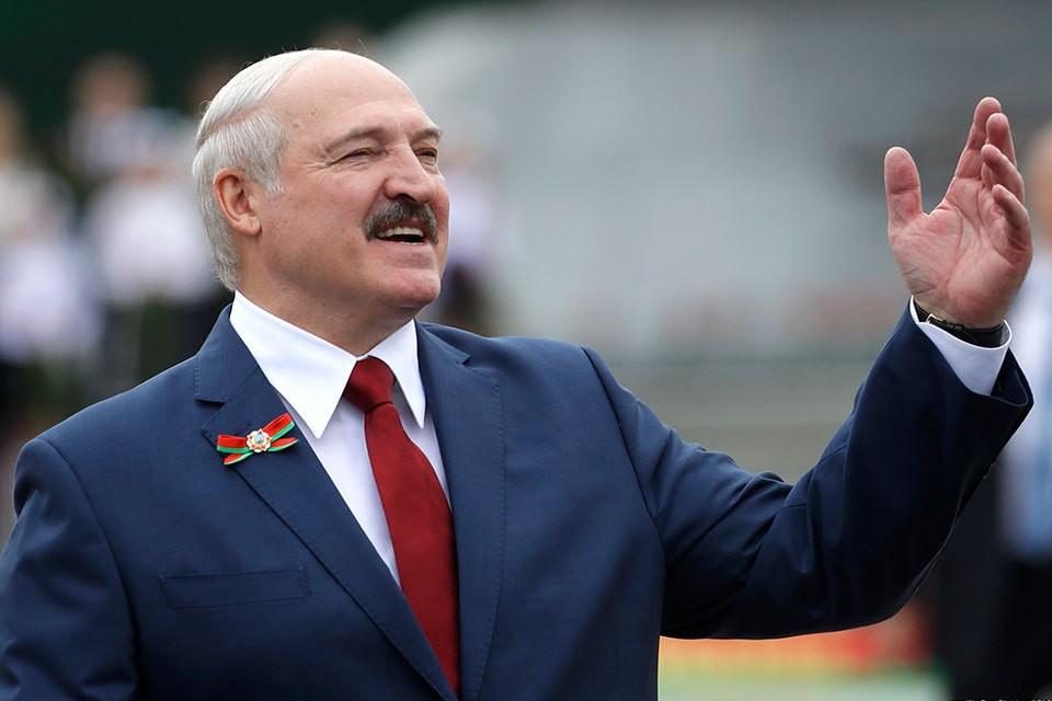 Александр Лукашенко озвучил свою предвыборную программу.