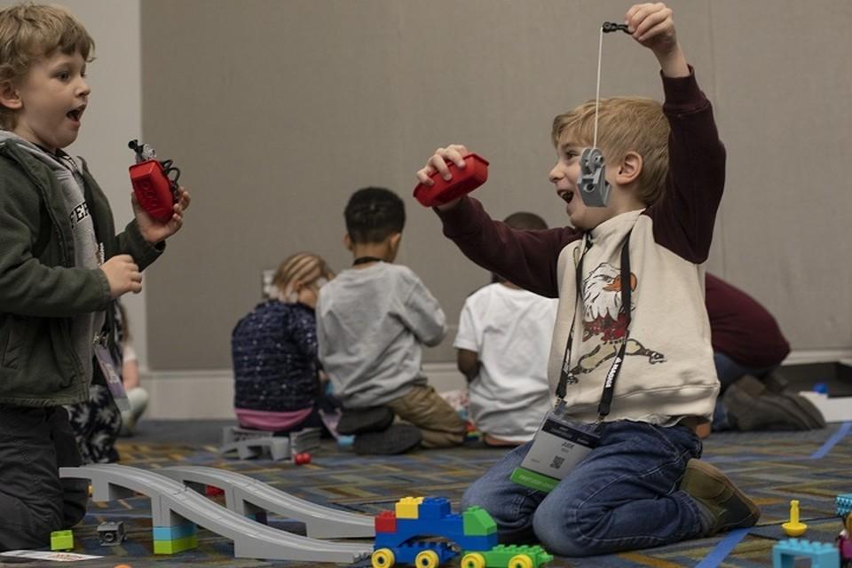 Фото LEGO Education.