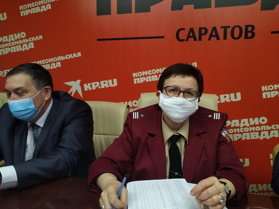 Надежда Матвеева официально заявляет, что второй этап снятия ограничений объявлять пока нельзя