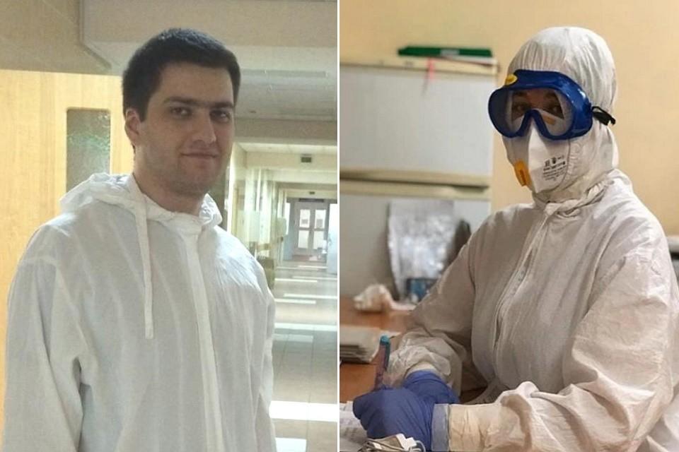 Георгий Ильин и Оксана Макиева — дети Беслана, сражающиеся с пандемией COVID-19