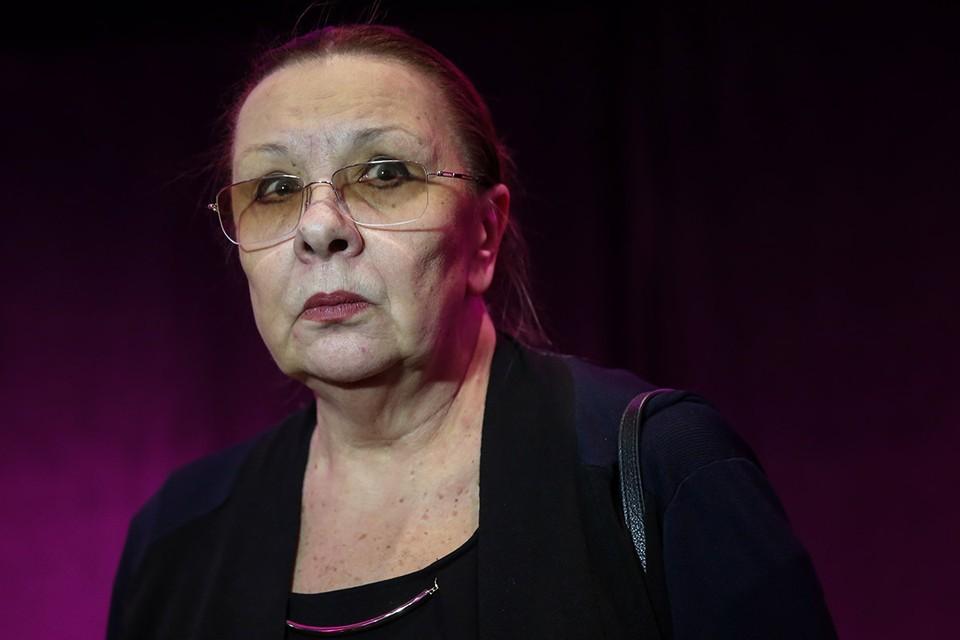 Наталья Тенякова. Фото: Артем Геодакян/ТАСС