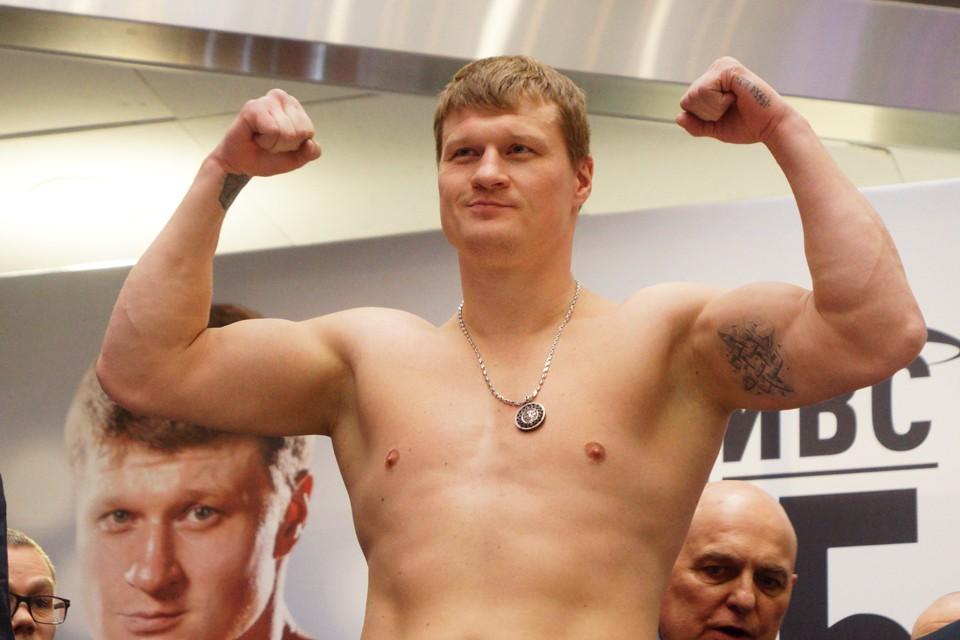 У Поветкина огромный опыт. Это один из боксёров-символов профессионально бокса в России