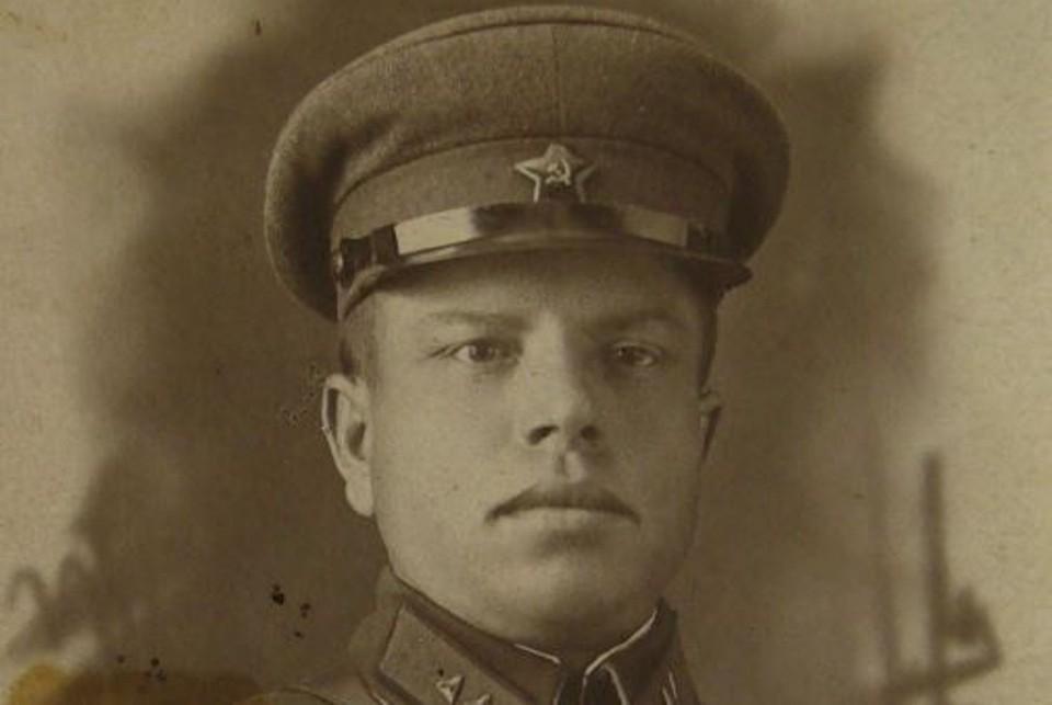 Старший сержант Алексей Чугуевский.