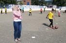 В Новокузнецке появилось несколько новых спортивных площадок