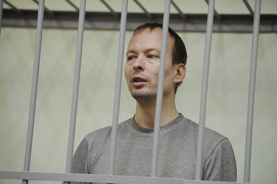 Алексей Александров признался в преступлении