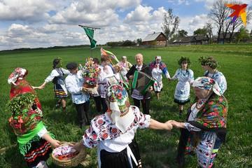 Белорусская деревня, которую знает весь мир отметила 500-летний юбилей