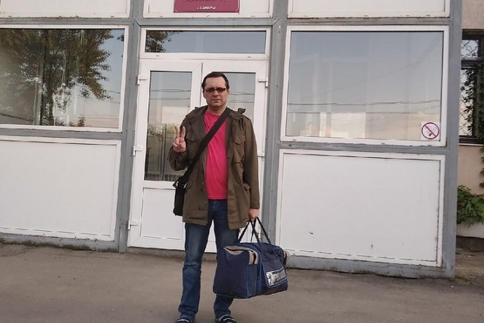 Дмитрий Гуренков не признал себя виновным