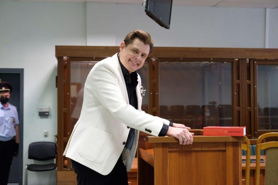 Понасенков заявил о победе в суде над Соколовым