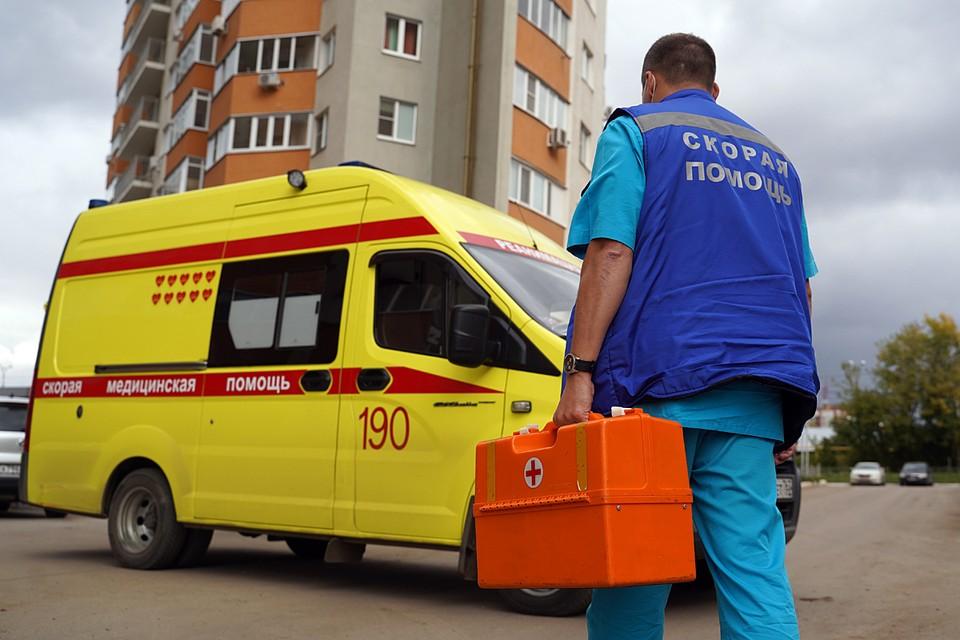 Прибывшие медики пытались реанимировать Сергея, но было уже поздно - мужчина скончался