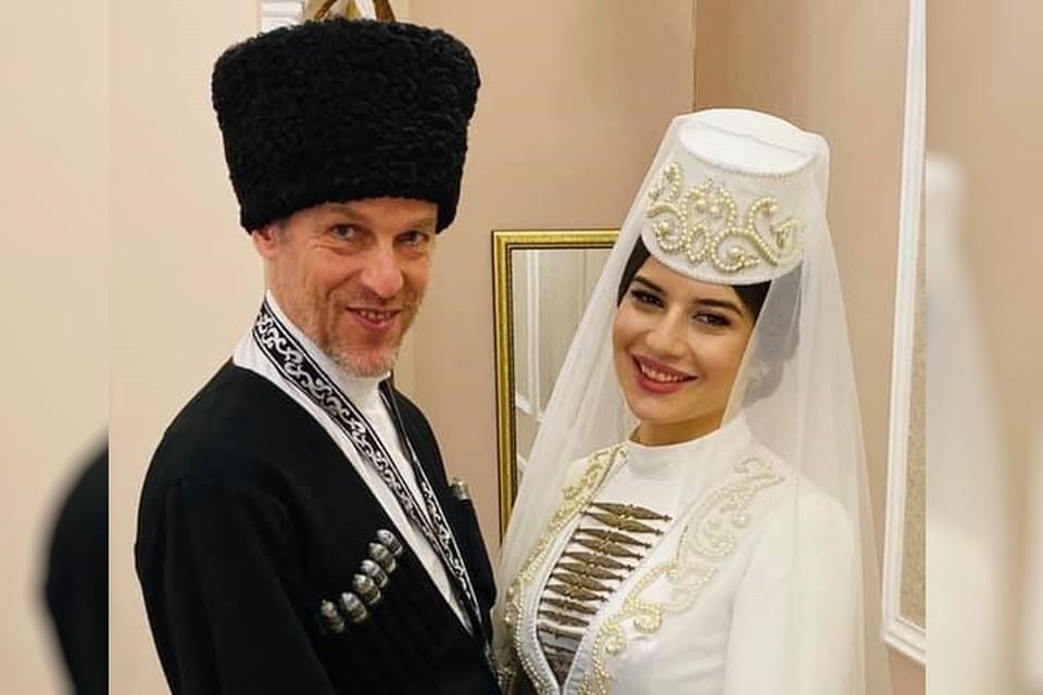 Ричард и Фатима поженились в январе