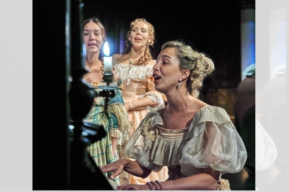 Пермские театры, которые из-за пандемии не работали несколько месяцев, готовятся к новому театральному сезону. Фото: teatrumosta