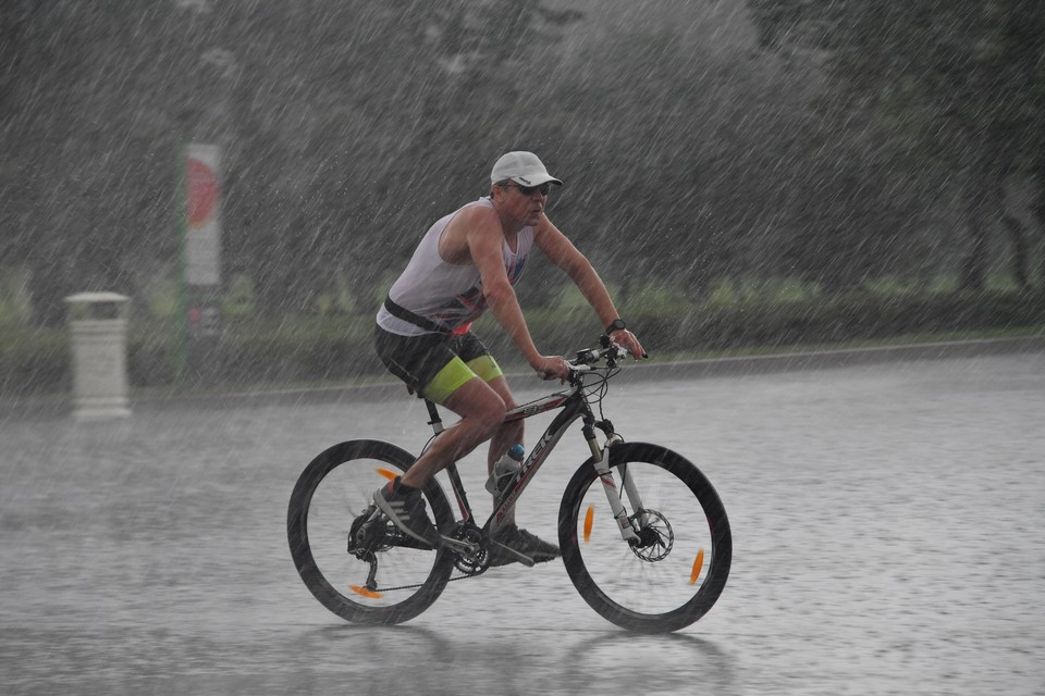 От поездок в непогоду лучше воздержаться.
