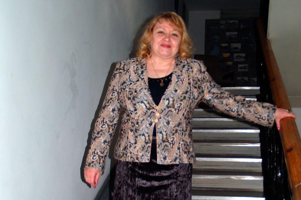 Любовь Никитина более 20 лет возглавляла «Научно-производственный центр по сохранению историко-культурного наследия Алтайского края»
