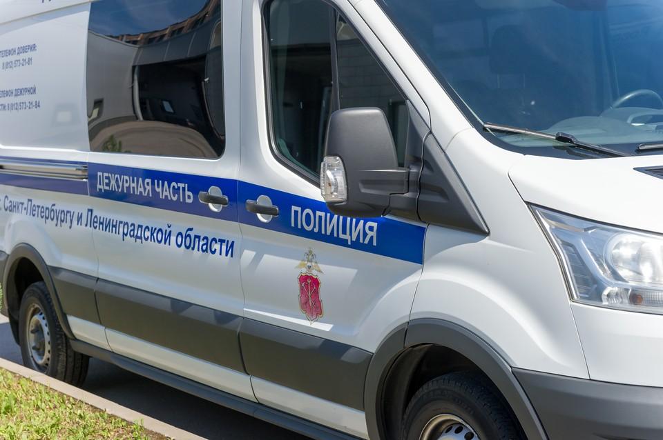 Полиция ищет пятерых грабителей, обчистивших бизнес-центр на Московском шоссе.