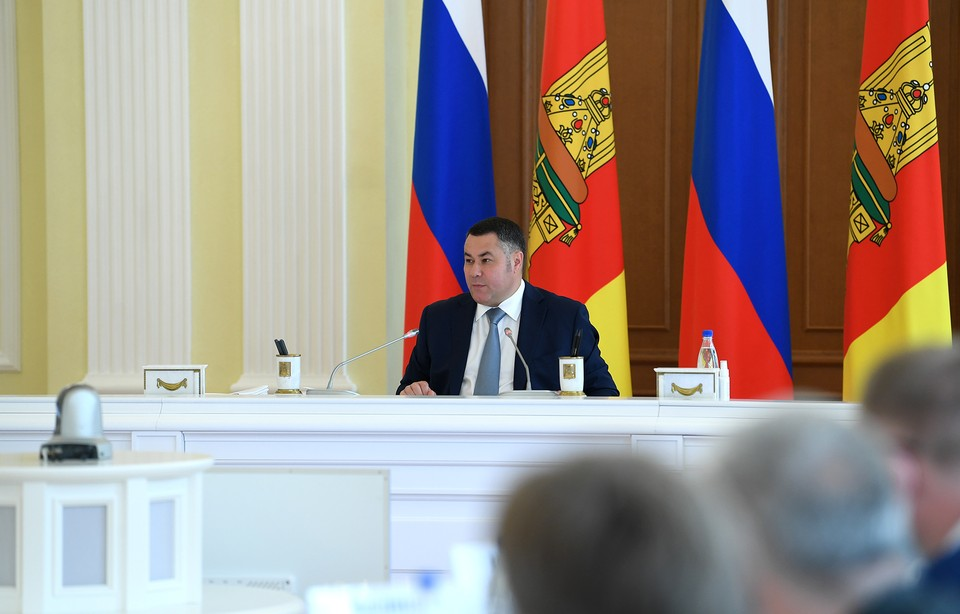 Опубликована декларация о доходах губернатора Игоря Рудени. Фото: ПТО