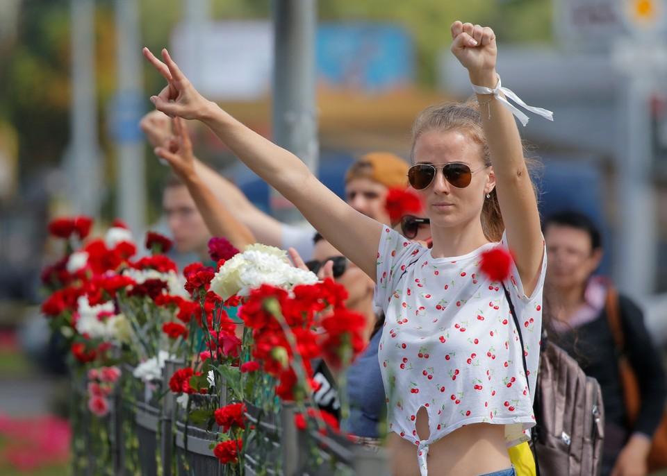 Молодые белорусы наивно полагают, что, когда уйдет Лукашенко, они проснуться в счастливом мире.