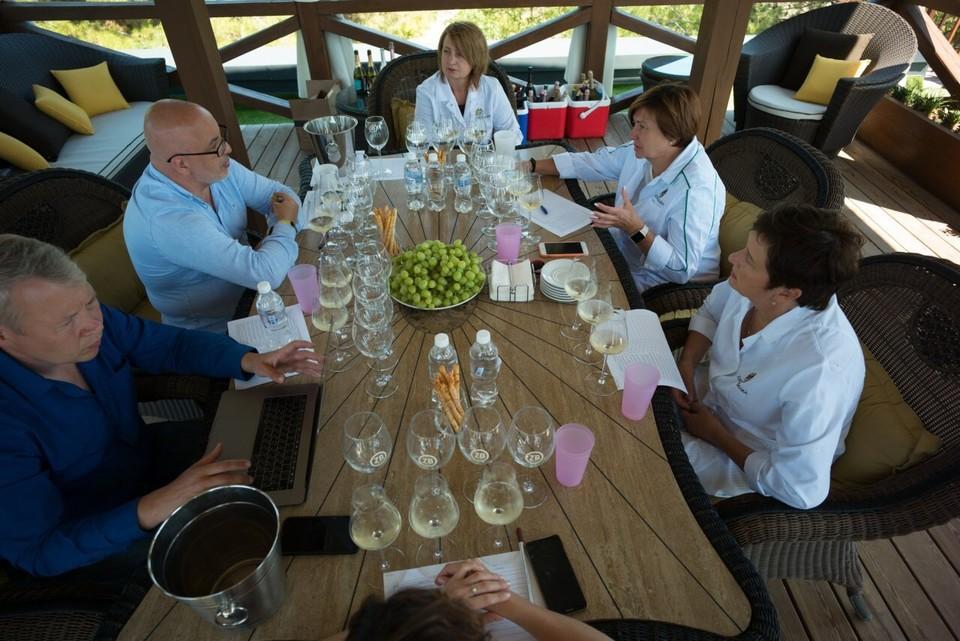 Золотую Балку назвали одним из лучших винодельческих хозяйств России