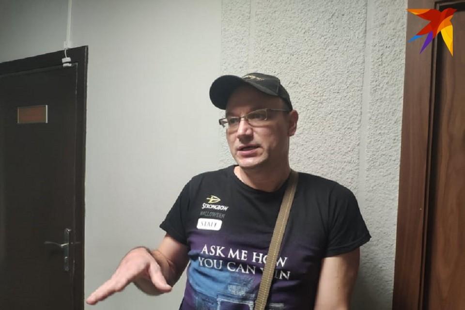Дмитрий Середа сейчас не работает врачом. Он индивидуальный предприниматель.