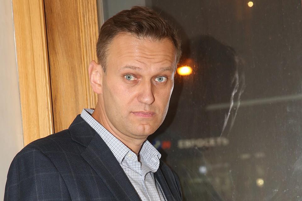 Навальный пытался похудеть и сидел на диете