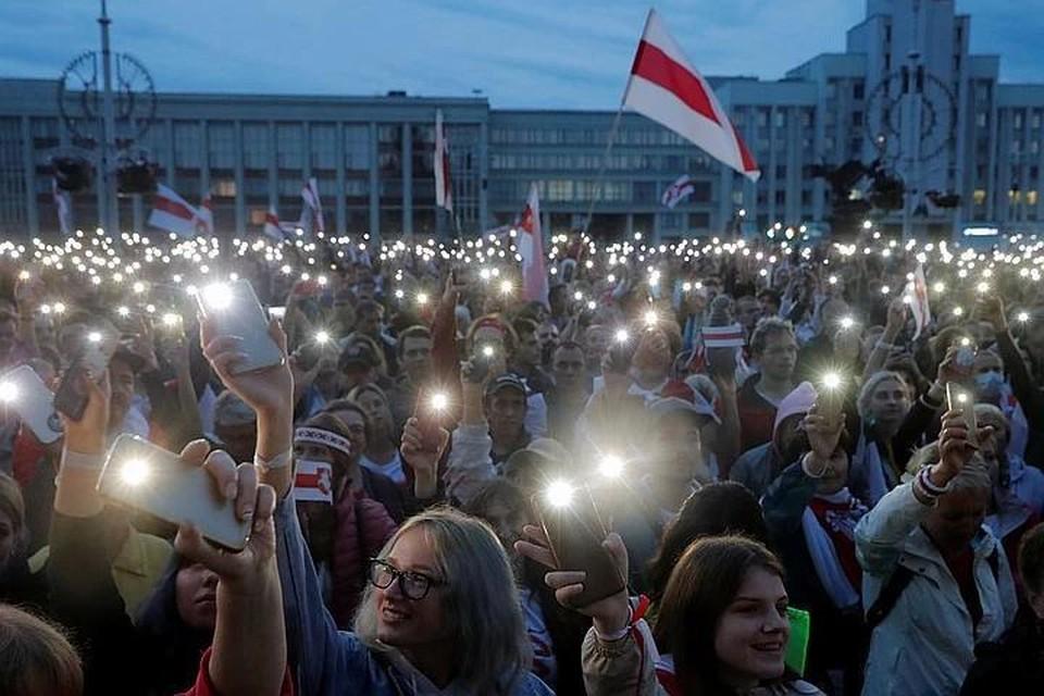 Дмитрий Стешин рассказал, что происходит в провинции Белоруссии во время беспорядков в Минске