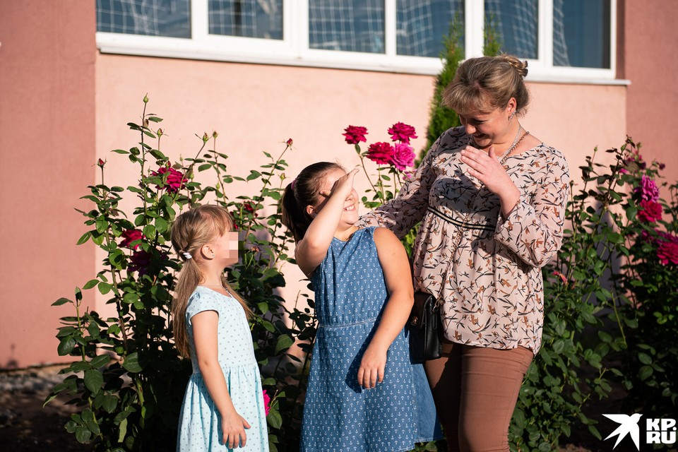 Елена, Настя и Саша познакомились чуть больше года назад