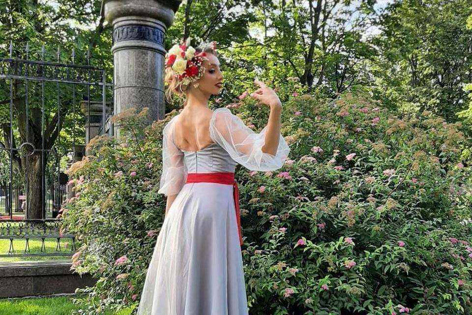 Самарская балерина покорила жюри. Фото: личный архив героини публикации