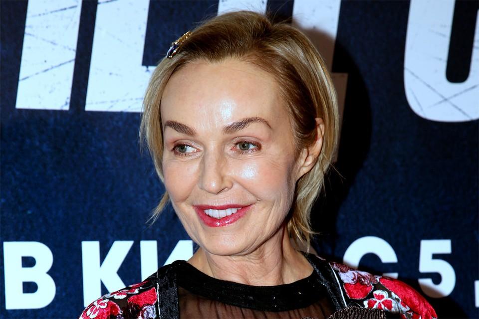 Актриса Наталья Андрейченко перенесла две клинические смерти