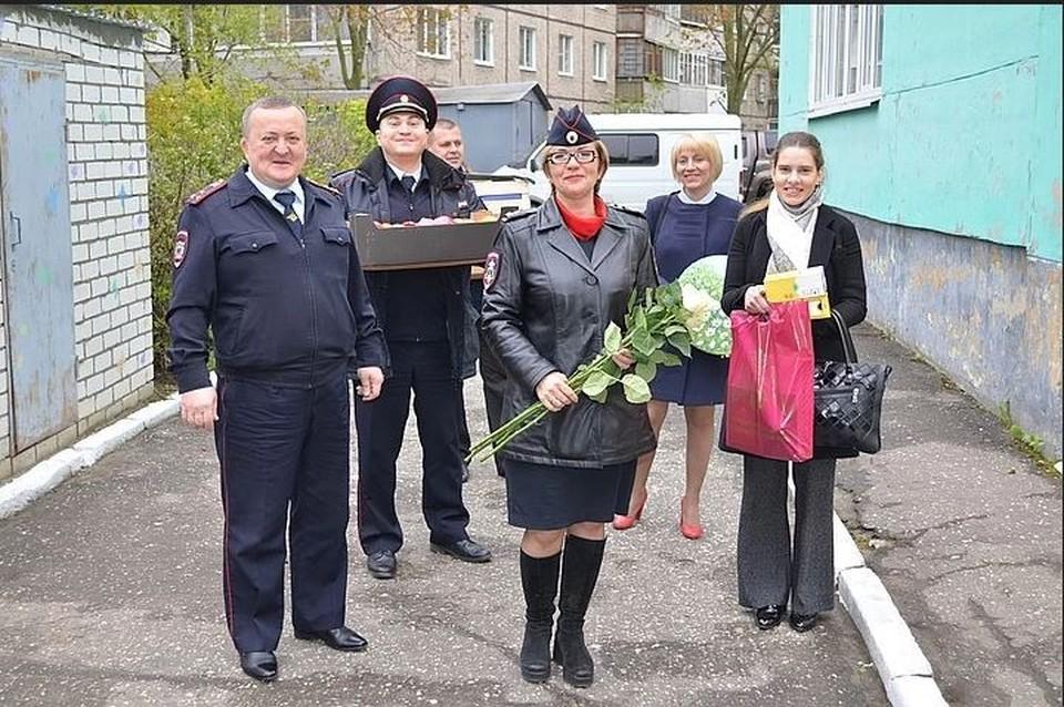 Алфия Мокшина два года возглавляла Росгвардию Владимирской области