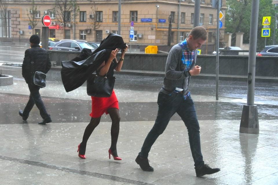 Местами дожди в Приморье будут сопровождаться грозами, иногда со шквалистым усилением ветра