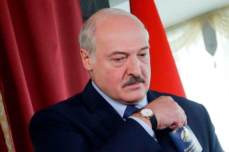 Александр Лукашенко не отмечает свой день рождения 30 августа