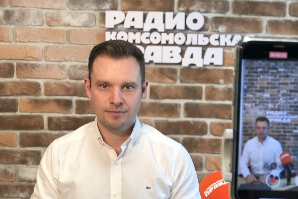 Роман Богомолов.