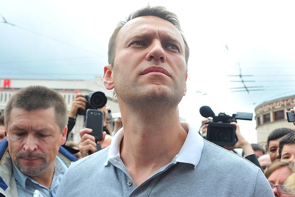 Алексей Навальный. Фото: Ирина ИВАНОВА