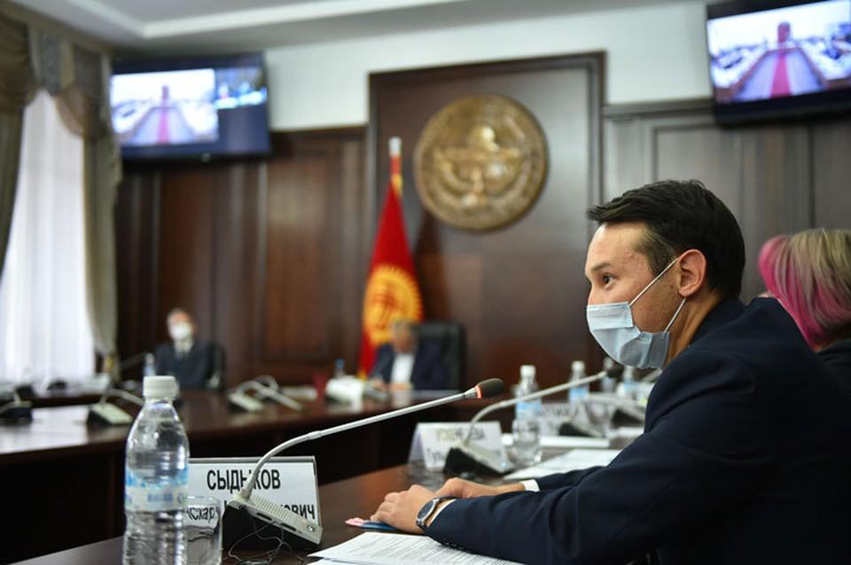 В конце августа под председательством премьера в Бишкеке прошло заседание Совета по развитию бизнеса и инвестиций. Свое слово в защиту предпринимателей сказал и глава МДС.