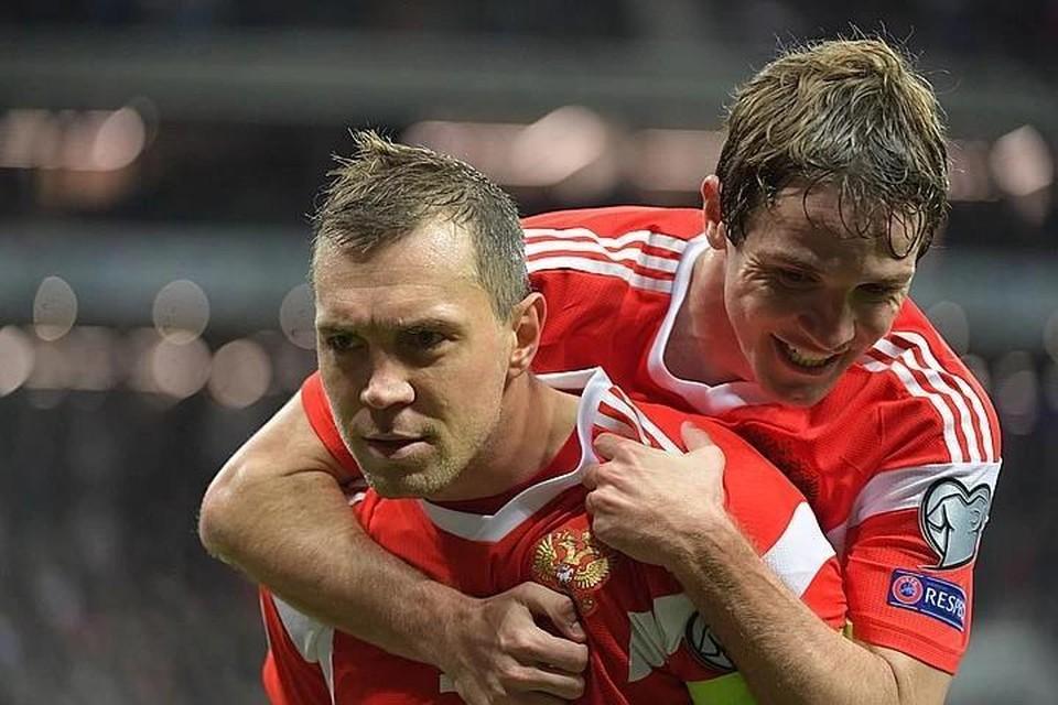 Россия провела отличный матч против Сербии