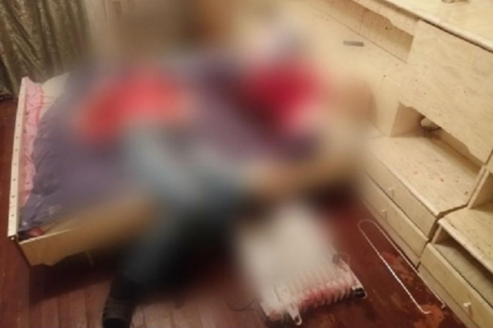 Мужчина забил приятеля радиатором. Фото: СУ СКР по Мурманской области