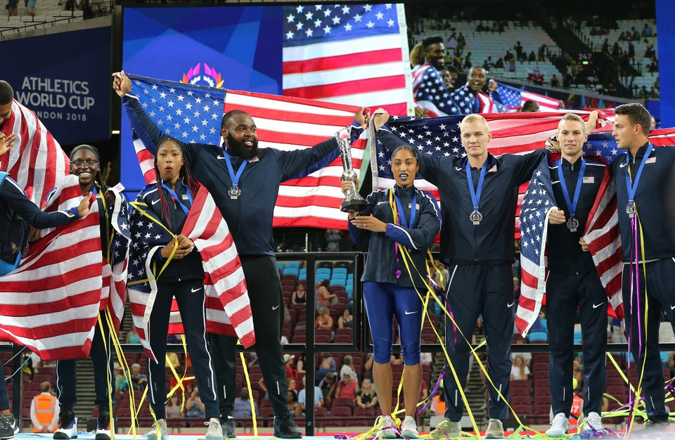 Спортсмены сборной США могут пострадать из-за решения властей своей страны.