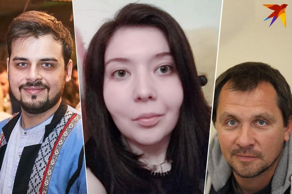 """Наших журналистов признали виновными, хотя на акции они были на редакционном задании, с удостоверениями журналистов, в жилетах """"ПРЕССА""""."""