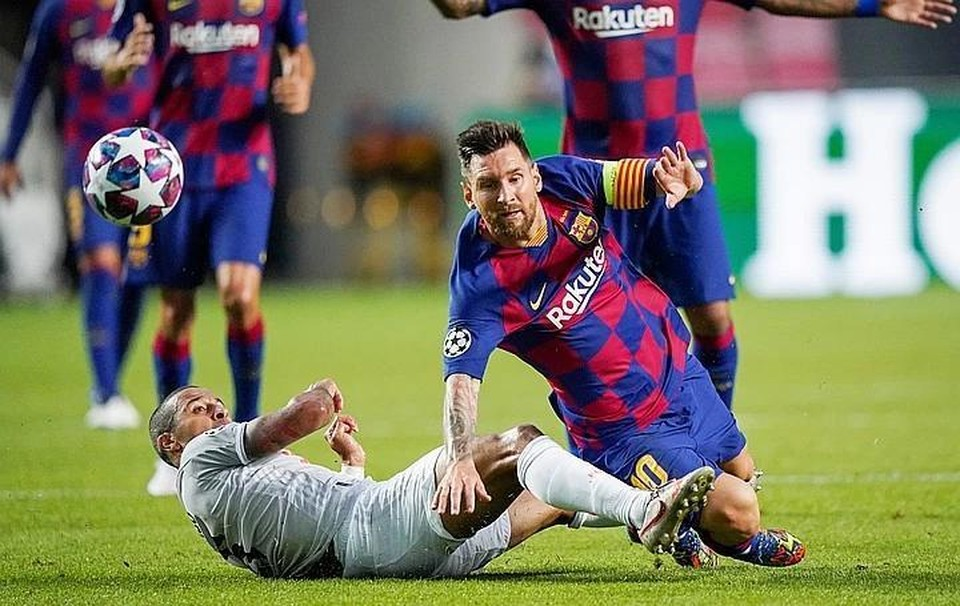 Лионель Месси заявил, что останется в «Барселоне»
