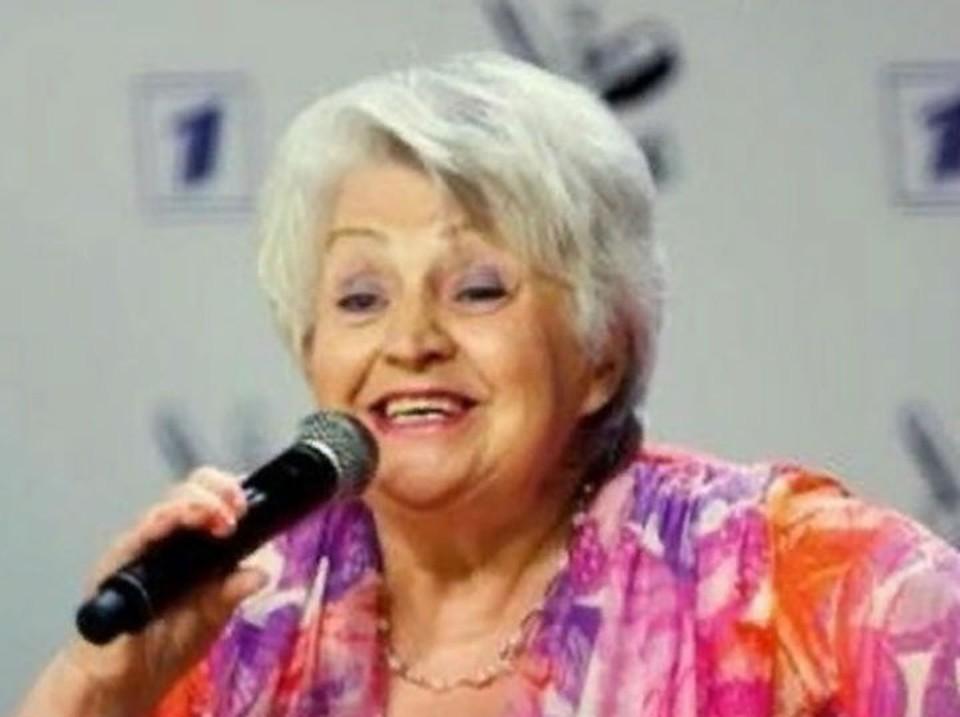 К Сукачеву – из любопытства: певица из Иркутска прошла этап слепых прослушиваний на шоу «Голос 60+». Фото: Instagram Галины Грозиной