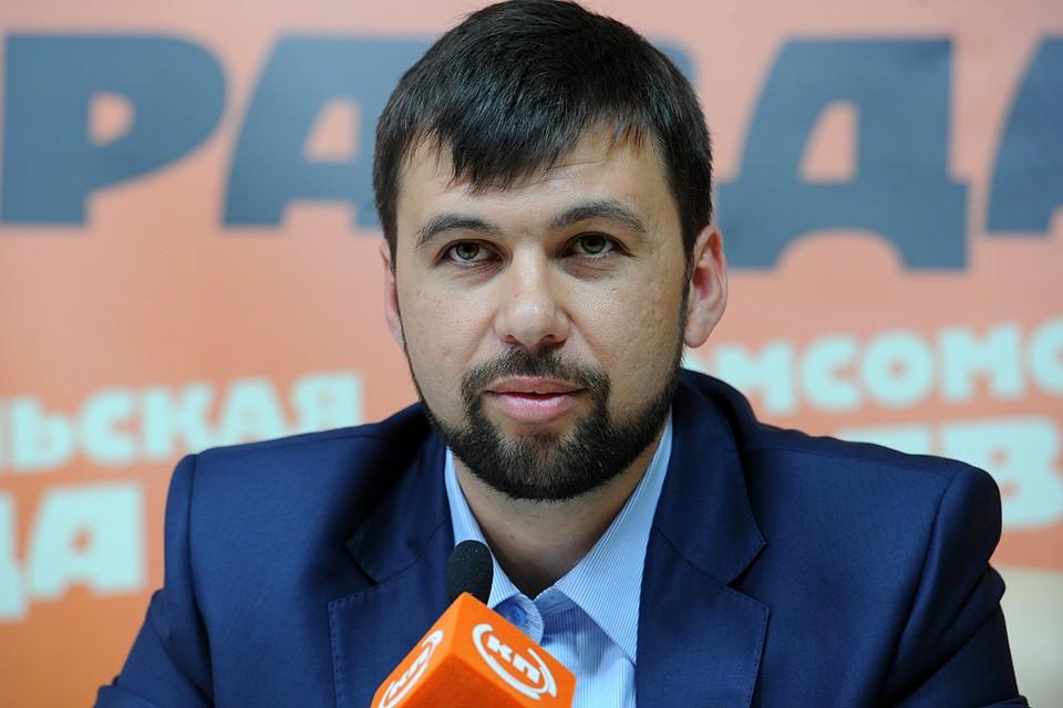 Денис Пушилин подчеркнул, что дал приказ открыть огонь по заграждениям. При этом украинскую сторону предупредили заранее