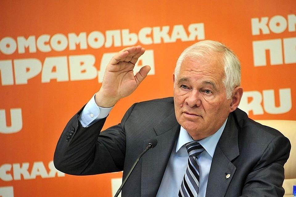 Леонид Рошаль. Фото: Иван ПРОХОРОВ