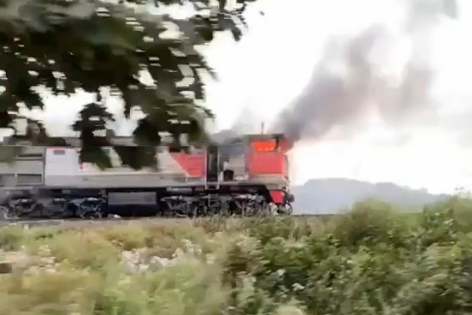 ЧП на железной дороге случилось 6 сентября.