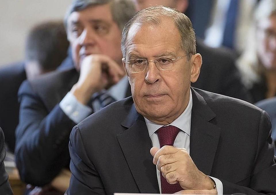 Разговор глав МИД Украины и России не состоялся из-за отъезда Лаврова в Сирию