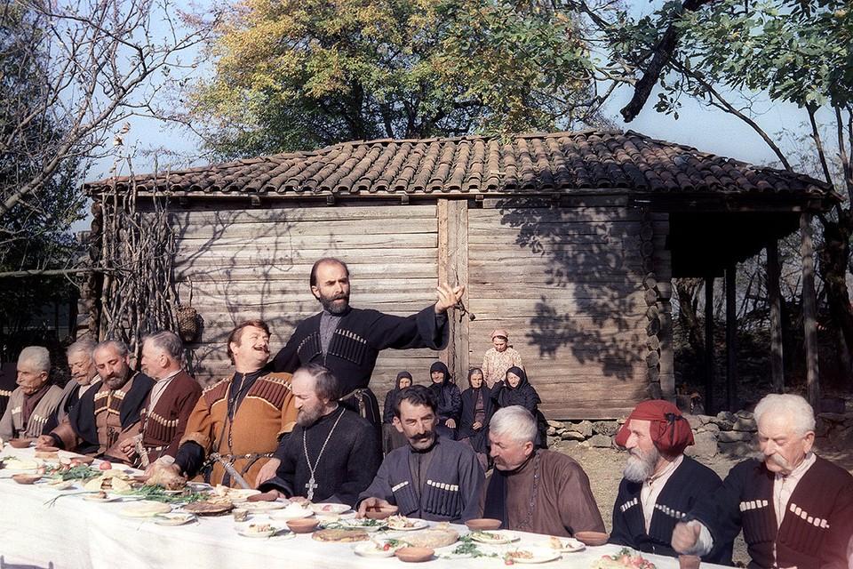 Знаменитые грузинские застолья теперь под запретом